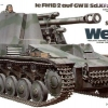 TA35200 GERMAN SELF-PROPELLED HOWITZER WESPE 1/35