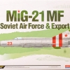 AC12311 MiG-21MF 'Soviet Air Force and Export' 1/48