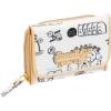 กระเป๋าสตางค์หนัง Sumikko Gurashi สีขาว