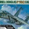 TA61029 McDonnell Douglas F-15C Eagle 1/48