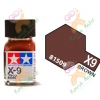 Enamel X9 Brown 10ml