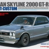 TA24335 1/24 Nissan Skyline 2000 GT-R Street -Custom (มีเครื่อง)