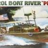 TA35150 PATROL BOAT RIVER PIBBER 1/35