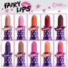 Fairy Lips by Fairy Fanatic แฟร์รี่ ลิป ลิปเนื้อแมท ติดทนนาน 12 ชั่วโมง