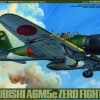TA61027 A6M5C Type 52 Zero Fighter Kit 1/48