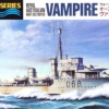 TA31910 1/700 Navy Destroyer Vampire
