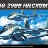 AC2119 MIG-29UB FULCRUM B(1/48)
