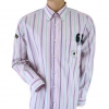 Next Pink Striped Shirt Size L