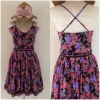 Topshop Floral Pink Dress size Uk10