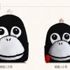 กระเป๋าเป้ยี่ห้อ SUPER LOVER การ์ตูนลิง ใส่ NoteBook ได้ มีใบเล็ก กับ ใบใหญ่ (Pre-Order)