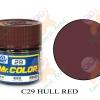 C29 Hull Red Semi-Gloss 10ML