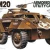 TA35234 1/35 M20 Armored Utility Car