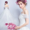 (Pre-Order) ชุดแต่งงาน <ไหล่ปาด> รหัสสินค้า WDL0796