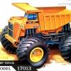 TA17013 MAMMOTH DUMP TRUCK 1/32