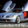 TA24290 MERCEDES SLR MCLAREN 1/24