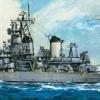 TA78028 1/350 US Battleship BB-62 New Jersey