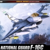 AC12425 F-16C AIR NATIONAL GUARD 1/72