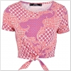 Miss selfridge Crop Top Size Uk8=2 Uk10-1 Uk12=1