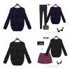 เสื้อสเวตเตอร์ Bowknot Sweater
