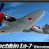AC12304 LA-7 RUSSIAN ACE LE 1/48
