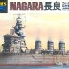 TA31322 1/700 Nagara Light Cruiser Kit