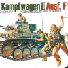 TA35009 German Pzkpfw II Kit - CA109 1/35