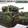 TA35210 British Churchill Mk.VII - Infantry Tank Mk.IV 1/35