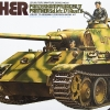 TA35065 German Panther Medium Tank 1/35