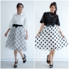 Mirror Dress's 3D Net Skirt