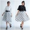 Mirror Dress's 3D Net Skirt