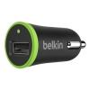 หัวชาร์จในรถ แบบยาว belkin 2.1 แอมป์ (สีดำ)