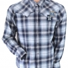 Topman Fashion Checked Shirt Size L