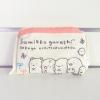 กระเป๋าผ้า Sumikko Gurashi (ดอกไม้)
