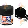 Acrylic X18 Semi Gloss Black 10ml