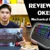 [รีวิว-Review] คีย์บอร์ด OKER K95 ไฟ RGB Mechanical「Blue Switch」ตั้งมาโครได้