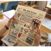 ผ้าสักหลาดเกาหลี newyork size 1mm ขนาด 45x30 cm/ชิ้น (Pre-order)
