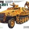 TA35195 Mtl. SPW Sd.Kfz. 251/1 Ausf.D