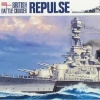 TA31617 1/700 British Battle Cruiser Repulse