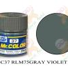 C37 RLM75 Gray Violet Semi-Gloss 10ml