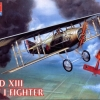 AC12446 SPAD XIII WWI FIGHTER(1/72)