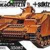 TA35087 German Sturmgeschutz IV Kit 1/35