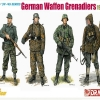 DRA6704 GERMAN WAFFEN GRENADIERS 1944-45 (1/35)