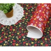 ผ้าสักหลาดเกาหลี onara มี 2 สี ลายดอกไม้ ขนาด 45x30 cm/ชิ้น (Pre-order)