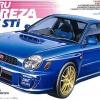 TA24231 1/24 Subaru Impreza STi