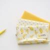 ผ้าคอตต้อนเกาหลีจัดเซต 3 kinds of mini bananas ขนาด 27.5x45cm จำนวน 3 ชิ้น (พร้อมส่ง)