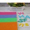 ผ้าสักหลาดเกาหลี alpha มี 4 สี เบอร์ 823/830/853/866 ขนาด 45x30 cm/ชิ้น (Pre-order)