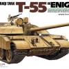 """TA35324 Iraqi Tank T-55 """"Enigma"""" 1/35"""