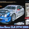 "TA24263 1/24 Team Original Teile"" Mercedes-Benz CLK DTM"