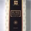 Sure Vitamin Serum by Real Cream 10 ml. ชัวร์ วิตามิน เซรั่ม เซรั่มสลายฝ้า