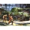 TA35149 Russian T34/76 ChTZ Kit